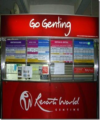Kiosk at b4 bus stand