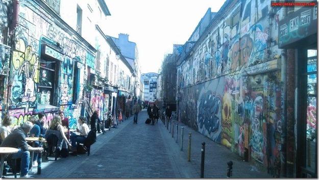 Graphiti in Paris